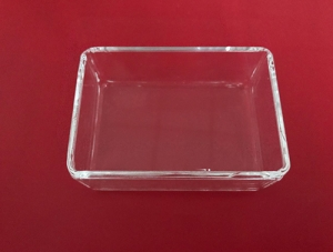 小型石英方缸